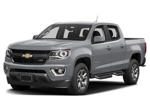 2018 Chevrolet Colorado 2WD Z71