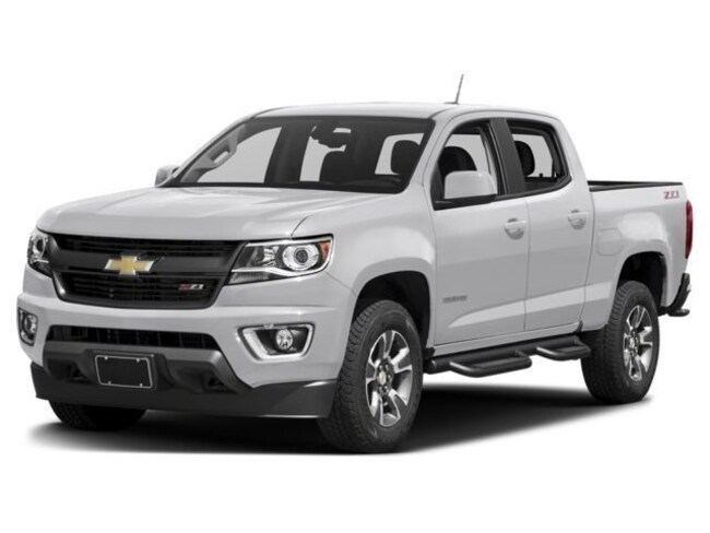 2018 Chevrolet Colorado Z71 Truck Crew Cab