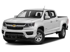 New 2018 Chevrolet Colorado WT Truck Crew Cab Danvers, MA