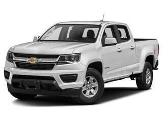 New 2018 Chevrolet Colorado WT Truck Crew Cab J1126157 Danvers, MA