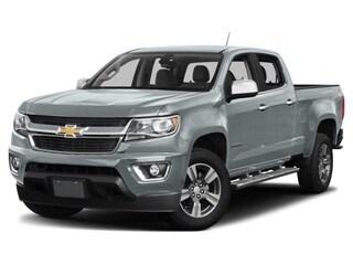 2018 Chevrolet Colorado 4WD LT Crew Cab Pickup