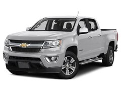 2018 Chevrolet Colorado 4WD LT Crew Cab Pickup