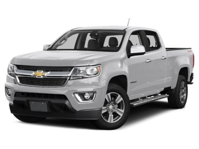 New 2018 Chevrolet Colorado LT Truck Crew Cab For Sale/Lease Fort Collins, CO