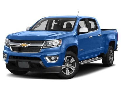 Chevy Colorado Springs >> Used 2018 Chevrolet Colorado For Sale At Colorado Springs