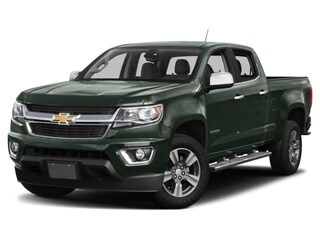 Used 2018 Chevrolet Colorado 4WD LT 4WD Crew Cab 128.3 LT in Broomfield