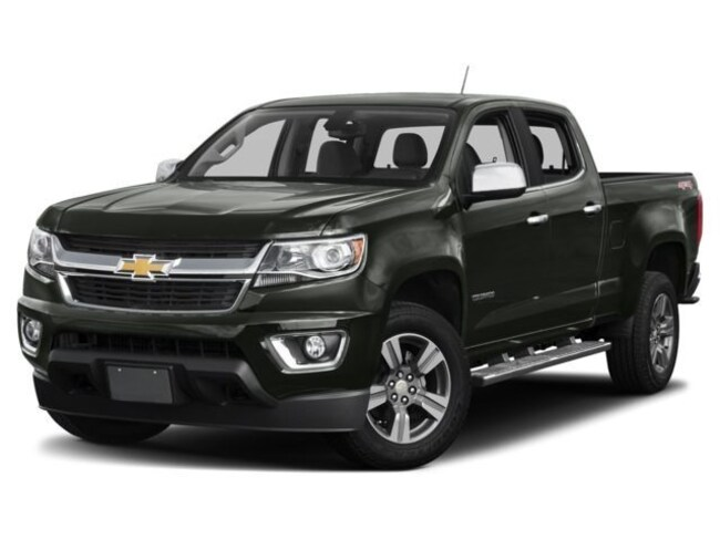 New 2018 Chevrolet Colorado LT Truck Crew Cab Danvers, MA