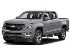 2018 Chevrolet Colorado 4WD Z71 Truck Crew Cab