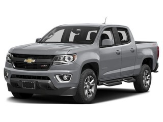 2018 Chevrolet Colorado 4WD Z71 Crew Cab Pickup