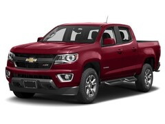2018 Chevrolet Colorado Z71 Crew Cab Short Bed Truck