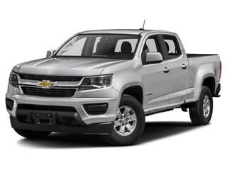 2018 Chevrolet Colorado Work Truck Truck Crew Cab