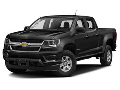 2018 Chevrolet Colorado 4WD Work Truck Truck