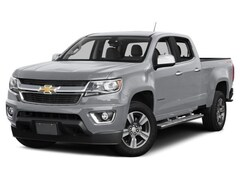2018 Chevrolet Colorado LT Crew Cab