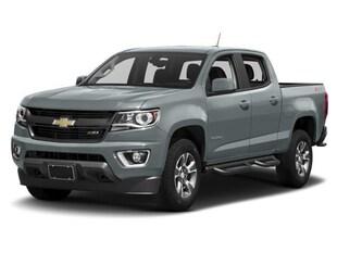 2018 Chevrolet Colorado 4WD Crew Cab 140.5
