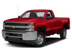 2018 Chevrolet Silverado 3500HD LT Truck Regular Cab