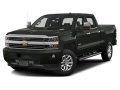 2018 Chevrolet Silverado 3500HD High Country Crew Cab Truck