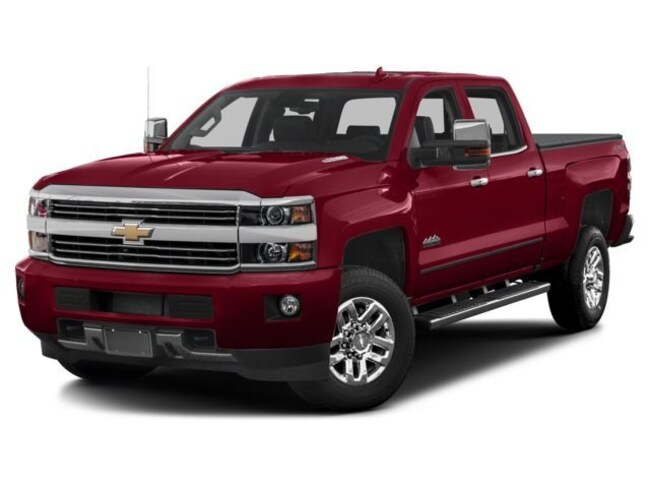 2018 Chevrolet Silverado 3500HD High Country Truck Crew Cab