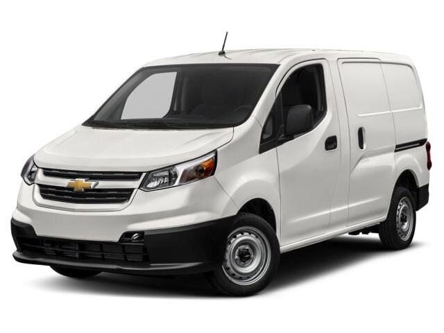 2018 Chevrolet City Express 1LS Van Cargo Van