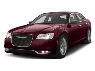 New 2018 Chrysler 300 C Sedan in Modesto, CA at Central Valley Chrysler Jeep Dodge Ram