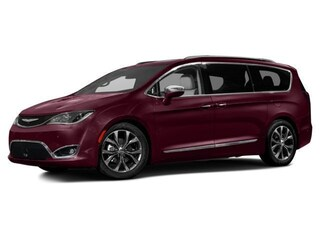 New 2018 Chrysler Pacifica LX Van Pocatello