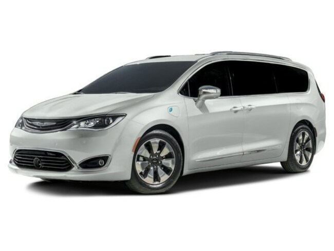 New 2018 Chrysler Pacifica Hybrid Limited Mini-Van in Martinsburg