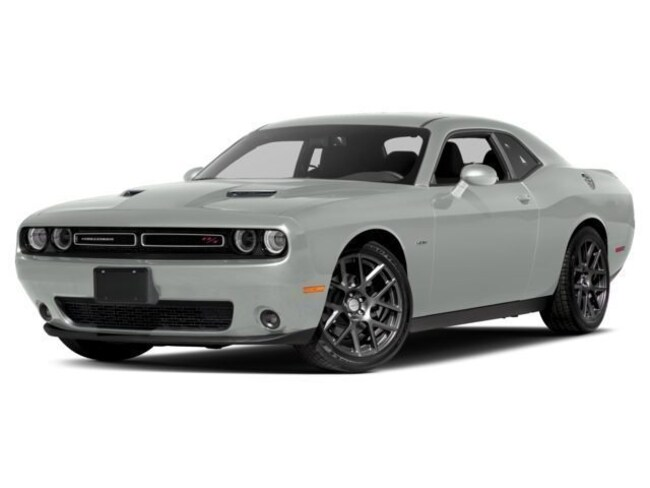 2018 Dodge Challenger R/T PLUS Coupe