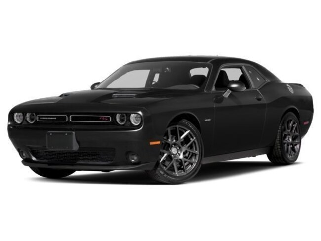 New 2018 Dodge Challenger R/T Coupe D12016 Woodhaven, MI