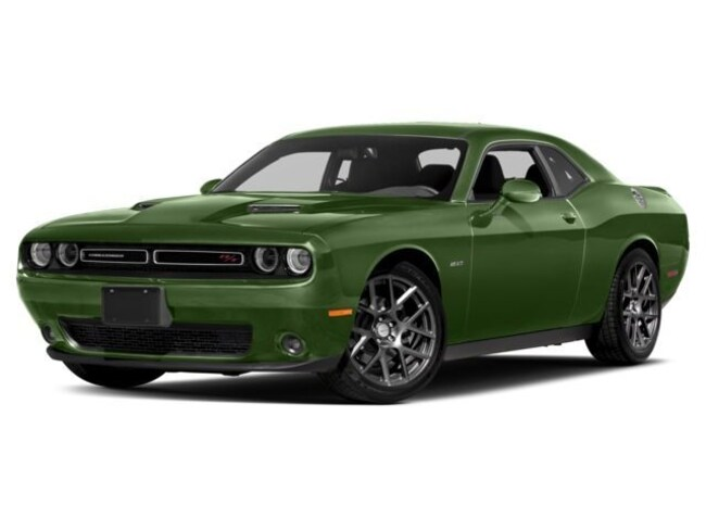2018 Dodge Challenger R/T 392 Scat Pack Coupe