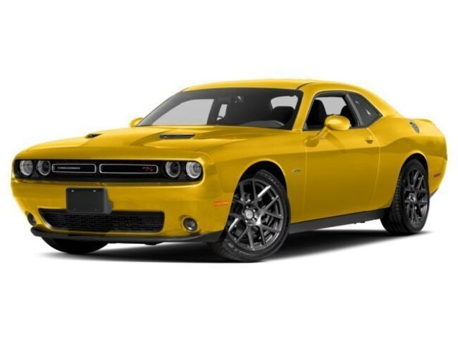 2018 Dodge Challenger T/A 392 Coupe serving Buffalo