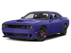 New 2018 Dodge Challenger SRT Hellcat Coupe in El Paso, TX