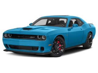 New 2018 Dodge Challenger SRT HELLCAT Coupe for sale in Cartersville, GA