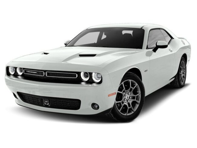 New 2018 Dodge Challenger GT ALL-WHEEL DRIVE Coupe in White Plains, NY