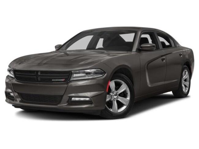New 2018 Dodge Charger SXT RWD Sedan in El Paso, TX