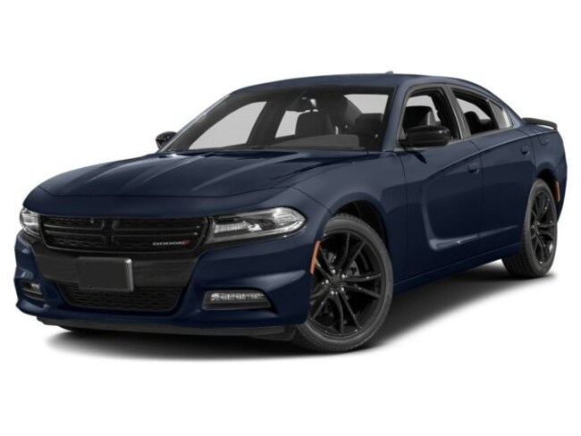 2018 Dodge Charger SXT RWD Sedan for sale in Sanford, NC at US 1 Chrysler Dodge Jeep