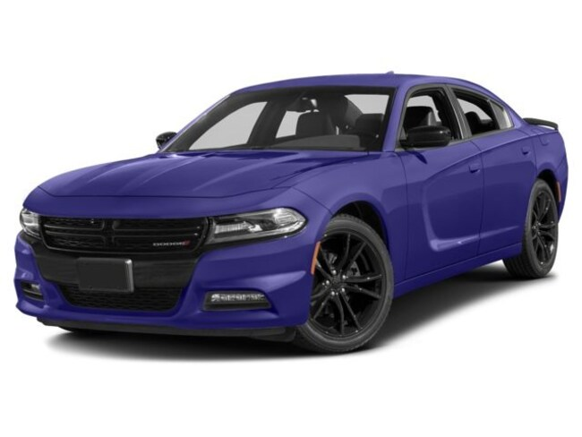 new 2018 Dodge Charger SXT RWD Sedan in Laurel MS
