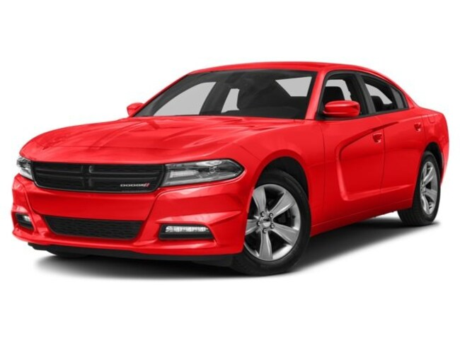 New 2018 Dodge Charger SXT Sedan In Ruston