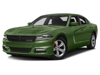 New 2018 Dodge Charger SXT PLUS RWD - LEATHER Sedan Odessa, TX
