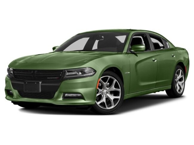2018 Dodge Charger R/T RWD Sedan for sale in Sanford, NC at US 1 Chrysler Dodge Jeep
