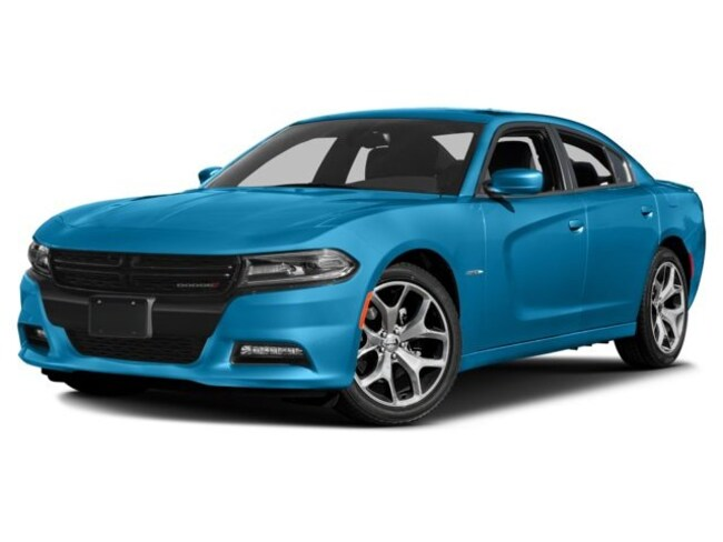 2018 Dodge Charger DAYTONA RWD Sedan