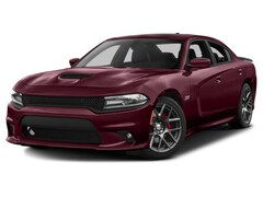 New 2018 Dodge Charger R/T SCAT PACK RWD Sedan in Vicksburg, MS