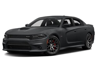 2018 Dodge Charger SRT 392 Sedan