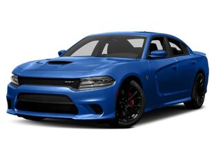 2018 Dodge Charger SRT Hellcat Sedan