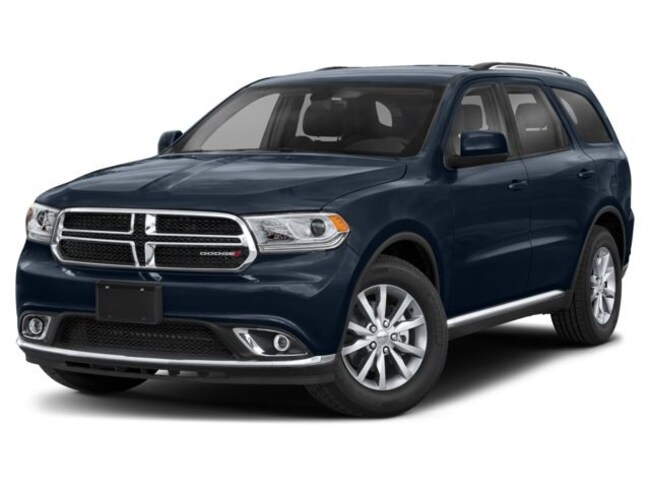 New 2018 Dodge Durango SXT PLUS RWD Sport Utility Ft Thomas