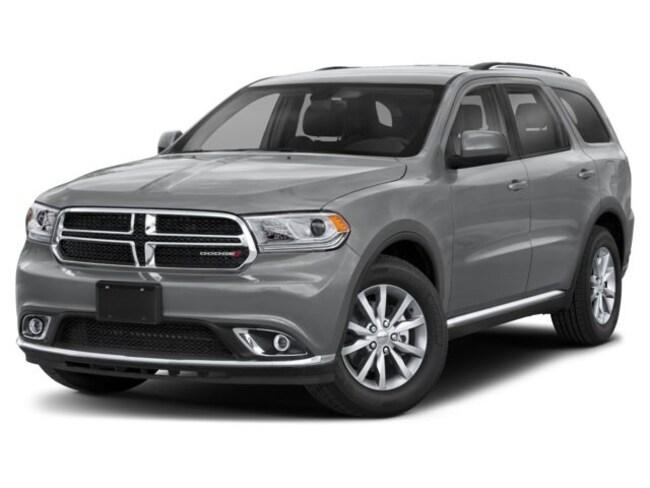 New 2018 Dodge Durango SXT PLUS RWD Sport Utility Lake Havasu City