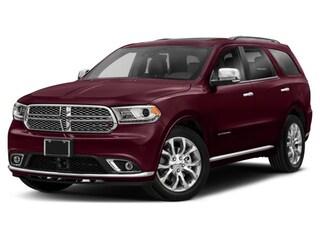 New 2018 Dodge Durango Citadel SUV Odessa, TX