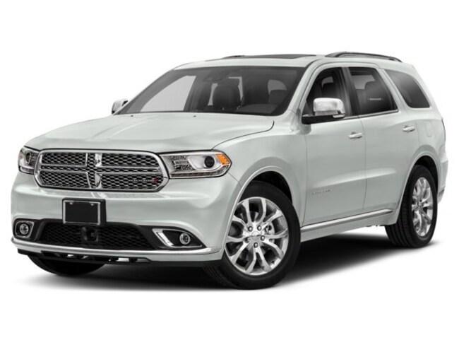 New 2018 Dodge Durango CITADEL RWD Sport Utility for sale in Cairo, GA at Stallings Motors