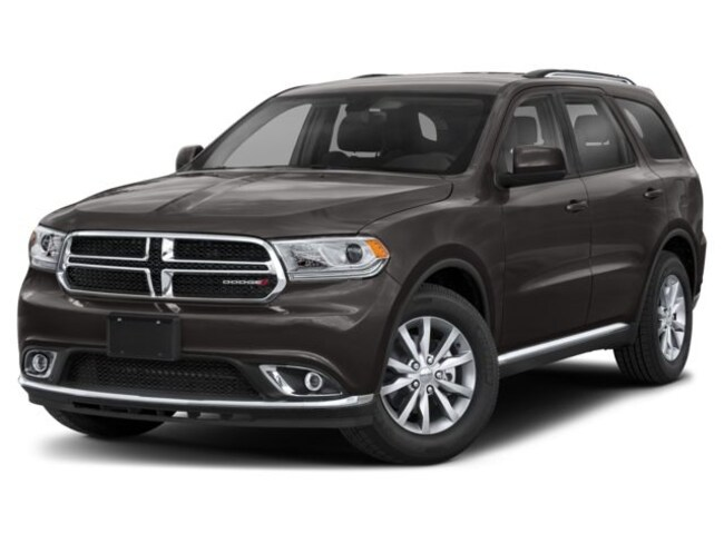 New 2018 Dodge Durango SXT PLUS AWD Sport Utility Burlingame