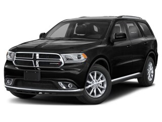 New 2018 Dodge Durango SXT AWD Sport Utility in Greenfield MA