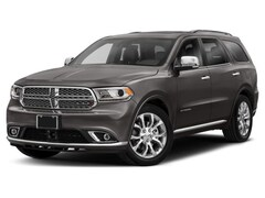 New 2018 Dodge Durango CITADEL AWD Sport Utility for sale near Eau Claire at Chilson Chrysler Dodge Jeep Ram FIAT