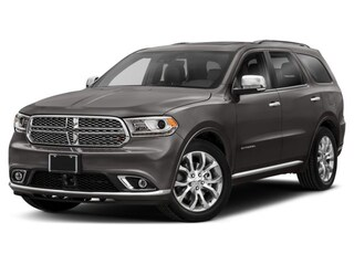 New 2018 Dodge Durango Citadel SUV near Boston