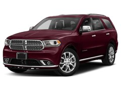 New 2018 Dodge Durango CITADEL AWD Sport Utility 485297 for Sale in Madison, WI, at Don Miller Dodge Chrysler Jeep Ram